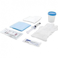 Foley Catheter Insertion Tray with 10 mL Pre-Filled Syringe thumbnail